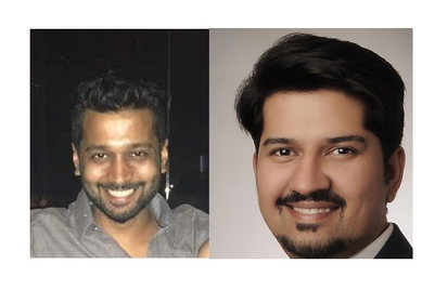 Madison Media ropes in Shobhit Gaur and Sandeep Prabhudesai