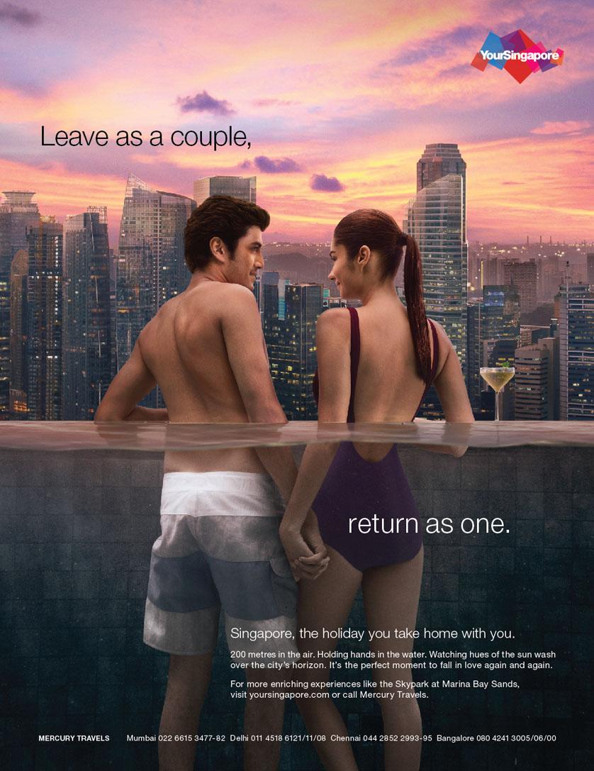 romance in Singapore