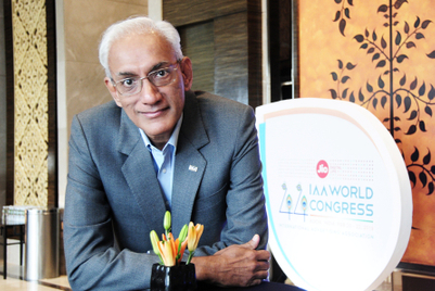 Srinivasan Swamy takes over as IAA's chairman and world president