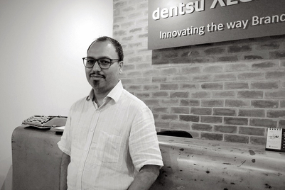 Dentsu Impact gets Sumit Negi as ECD