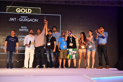 Goafest 2016: JWT adds 30 metals, takes 47 Creative Abbys with 5 Golds; Publicis wins Best in Film Category, 4 Golds