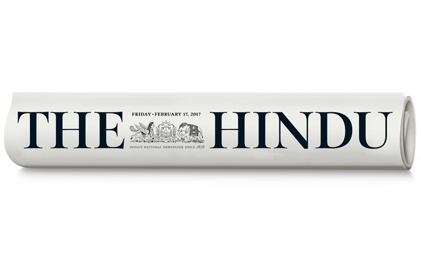 The Hindu is relaunched