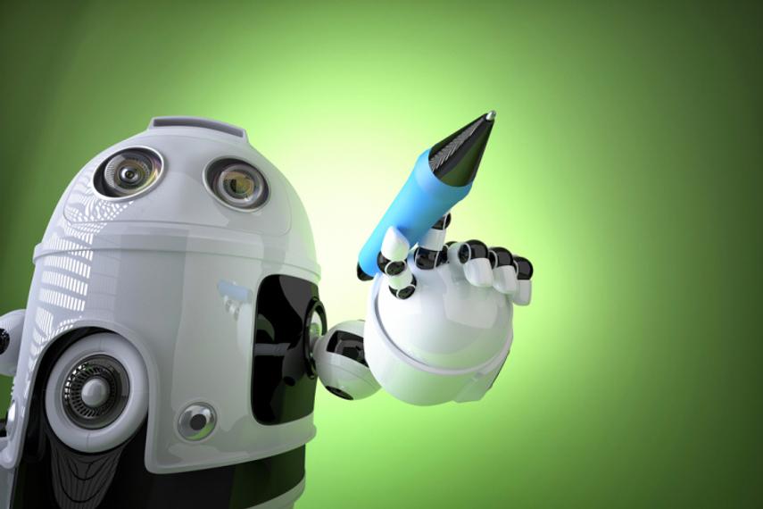 """观点:创意原动力的未来在于""""控制机器"""""""