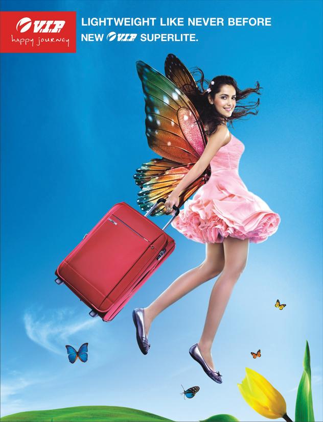 Vip Travel Bags
