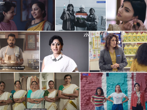 Brands urge India's women to live for themselves