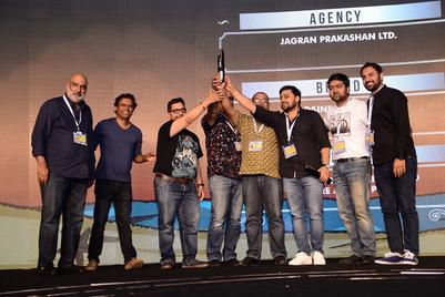 Goafest 2017: Jagran Prakashan scoops nine metals