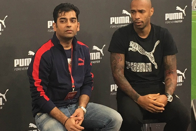'We have a responsibility to promote sports in India': Abhishek Ganguly, Puma