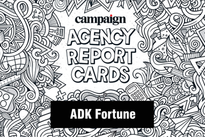Agency Report Card 2017: ADK Fortune