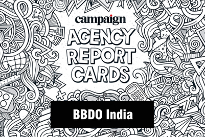 Agency Report Card 2017: BBDO India