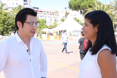 Partner Content: Direct from Cannes: Marketing is now a service, says Alibaba marketing head