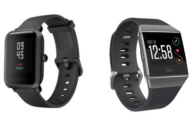 Talkwalker's Battle of the Brands: Fitbit Vs Amazfit