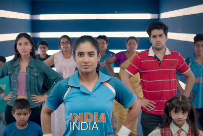 American Tourister gets Mithali Raj to wish men's team for WC 2019