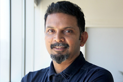 'It's time to put some right brains into the data world': Anil S Nair