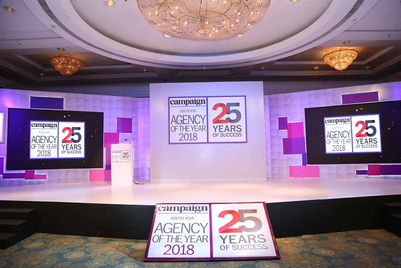 Weekend Watch: Highlights from Campaign South Asia AOY 2018