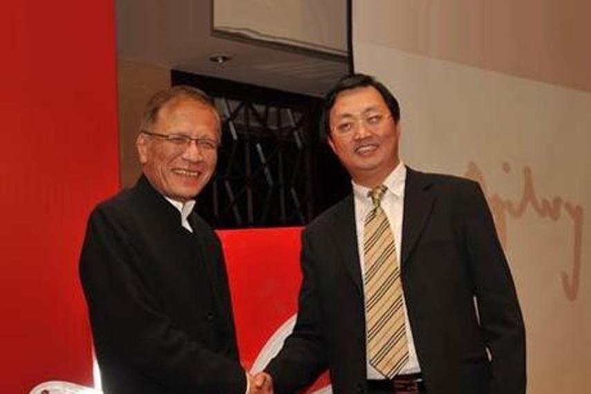 视频:奥美大中华区董事长宋秩铭和阿佩克思樊剑修