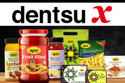 dentsu X bags the media mandate of Apis India