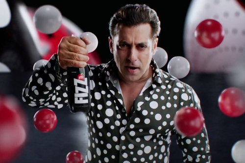 Appy Fizz wants mainstream India to #FeelTheFizz with Salman Khan