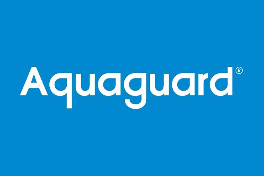 Eureka Forbes' Aquaguard unveils new visual identity