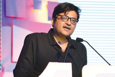 Republic Media Network's Arnab Goswami detained by Mumbai Police