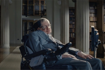 Stephen Hawking: How brands harnessed the physicist's star power
