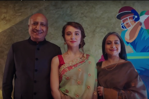 People add colour to homes in latest Asian Paints film
