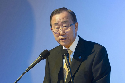 "Cannes Lions 2016: ""Help us create the biggest campaign ever for humanity"": Ban Ki Moon"