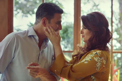 Fortune Basmati Rice shows recipe for love with Akshay Kumar and Twinkle Khanna