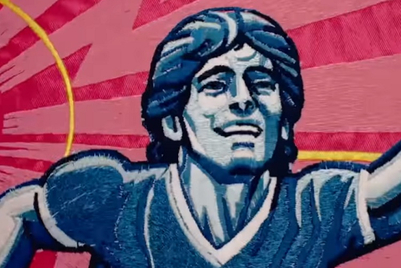 MMGB: BBC's ambitious World Cup campaign makes history with an embroidered tapestry animation