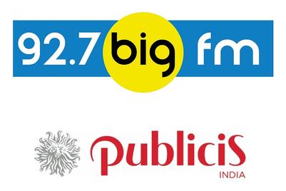 Big FM assigns creative mandate to Publicis