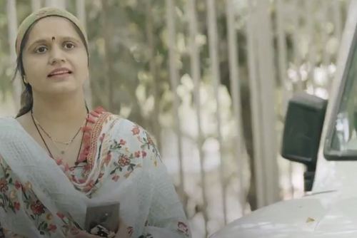Mahindra Bolero tells the story of India's 'Ambulance Man and Woman'