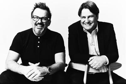 Daniel Bonner and Bas Korsten named Wunderman Thompson global CCOs