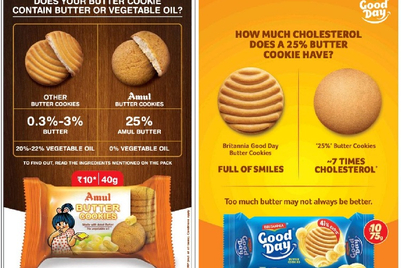Talkwalker's Battle of the Brands: Amul vs Britannia