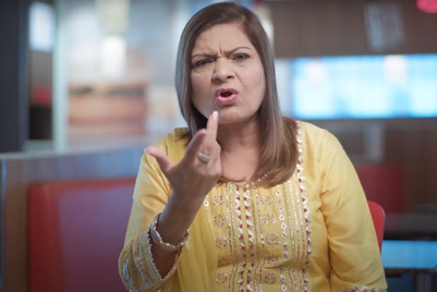 Burger King gets matchmaker Sima Taparia to spread 'break-up' message