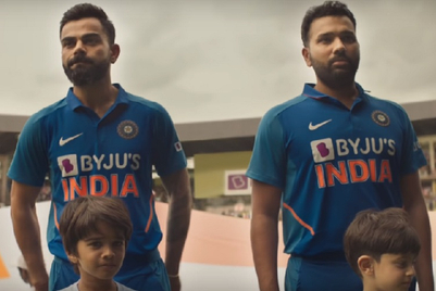 Byju's awakens the inner student in Virat Kohli and Rohit Sharma