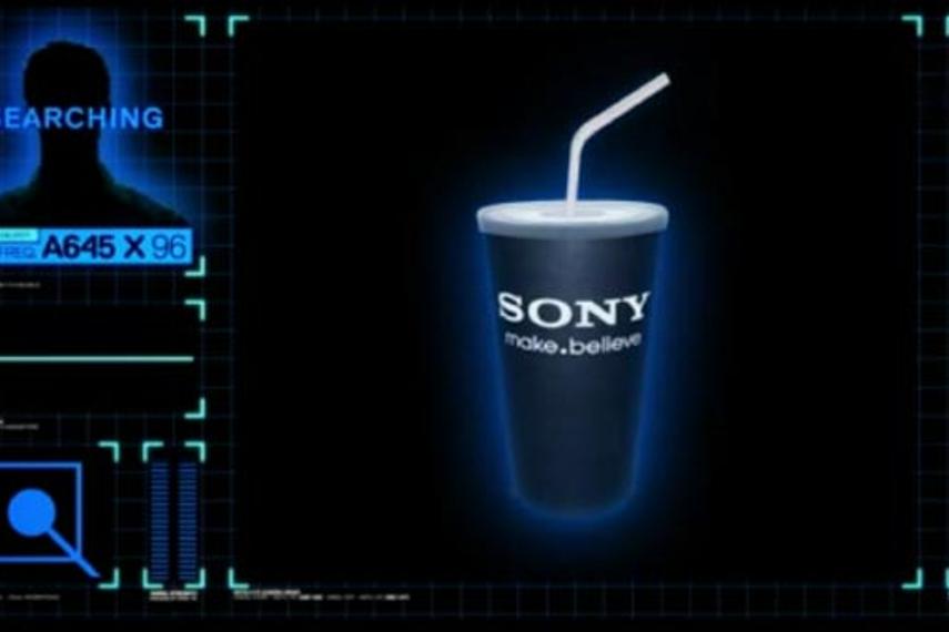 索尼防水智能手机Xperia的电影营销手段