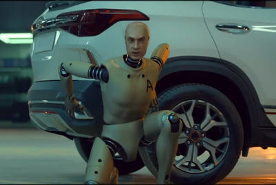 Ceat gets Aamir Khan to play a car-crash dummy to show safety