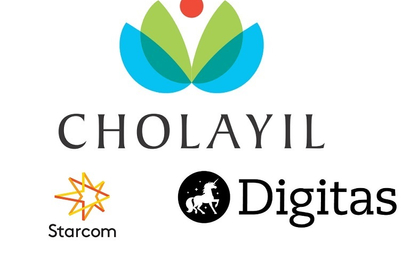 Cholayil appoints Starcom and Digitas to handle media, digital