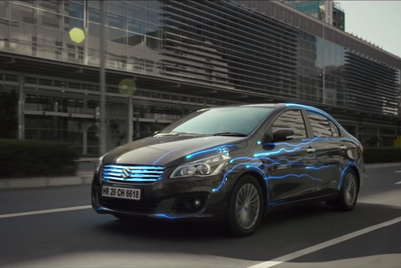 Maruti gets Ranveer to showcase Ciaz Smart Hybrid advantage, says 'Simply enjoy the drive'
