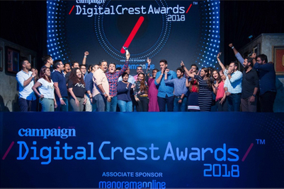 Campaign India Digital Crest Awards 2019: Entry deadline extended
