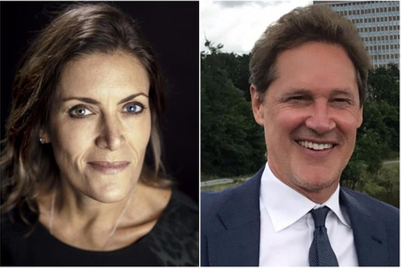 Wendy Clark replaces Chuck Brymer as DDB global chief