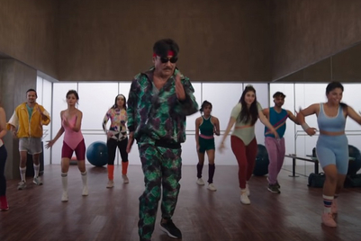 After Dravid's road rage, Cred gets Jackie Shroff to lead a Zumba class