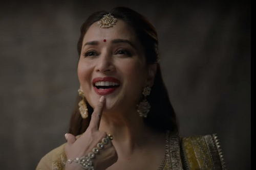 Next in line for Cred's auditions are Madhuri Dixit and Bappi Lahiri (updated)