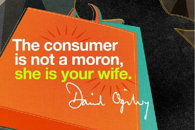 What if... David Ogilvy made this famous remark in 2019