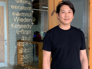Leaving the dream Apple job for W+K Delhi: Dean Wei
