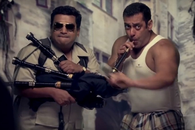 'Fully elastic' Dixcy scripts Salman face-off with kilted Scots, makes its point