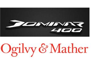 Ogilvy India bags Bajaj's Dominar 400's creative mandate