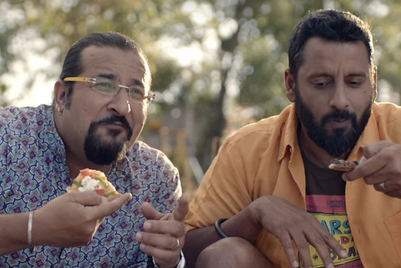 Domino's gets Rocky and Mayur to reach out to people who live to eat