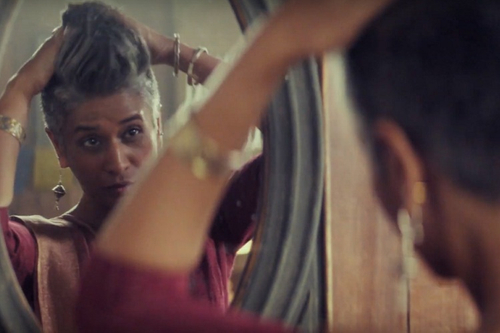 Dove tells the hair apparent stories of Indian women