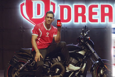 MS Dhoni turns rapper for Dream11, pushes '#KheloDimaagSe' thought