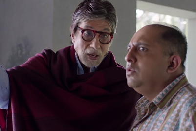 Amitabh Bachchan consults Dr Fixit to get rid of 'leakage bhaisaab'